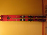 Blizzard Bonafide ski with Marker Griffon Bindings