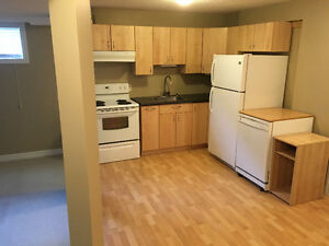 1 Bedroom Basement Suite in Rutherford
