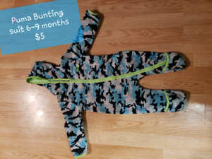 Baby Boy clothes, shoes, bunting suits