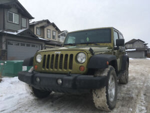 2007 Jeep Wrangler TJ