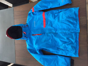 Manteau Columbia homme small