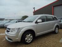 2010 10 DODGE JOURNEY 2.0 CRD SE 5D 138 BHP DIESEL