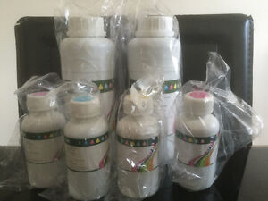 Sublimation Ink, 100ml bottles, No color profile needed.