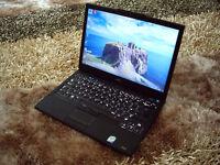 "Poss2Deliver - Dell Latitude Laptop 13.1"" Widescreen - Intel Core2Duo 4.4Ghz - Wifi- Internet Ready"