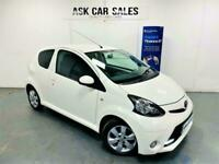 TOYOTA AYGO FIRE, AUGUST 2021 MOT, NEW CLUTCH, £0 ROAD TAX, ONLY 74k MILES!!