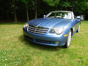 2006 Chrysler Crossfire Cabriolet