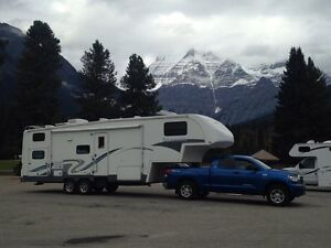 Titanium 5th Wheel Trailer For Sale or Trade for Boat