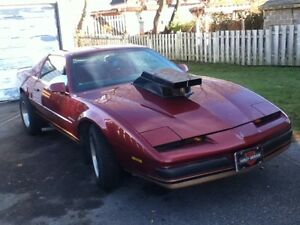 1987 Firebird 355.no Barn find 5500 .00 ask your mother first