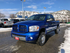 2007 Dodge Ram 3500 Laramie 6-Speed Manual 5.9