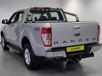 2016 Ford Ranger Pick Up Double Cab Limited 2 2.2 TDCi Auto Diesel silver Automa