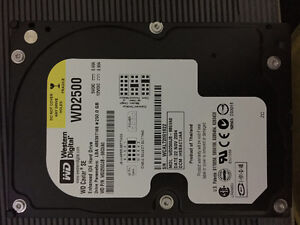 Western Digital WD2500 250GB IDE
