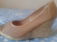 chaussures taille 7.5 et taille 7