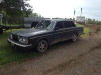84 volvo need gone by the weekend.