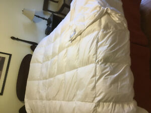 White down duvet - Queen Size
