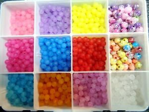 Perles Acrylique