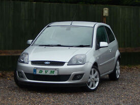 Ford Fiesta 1.25 2007.25MY Zetec Blue