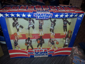 1992 Starting Line Up Dream Team collection