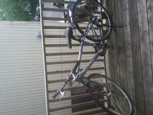 vélo hybride de performance