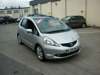 2009 Honda Jazz 1.4 VTEC EX 5dr Just 48k Finance Available