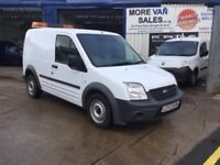 2012 low mileage ford transit connect swb van 1.8 tdci 95.000 with history px welcome