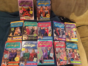 MARY-KATE AND ASHLEY books - 12 paperback excellent condition