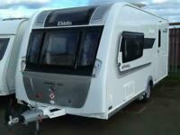 Elddis 2017 affinity 482-2 berth end changing room fitted mover