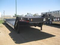 equipment trailer