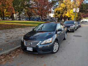 2014 Nissan Sentra S (Low KMs 34,500)