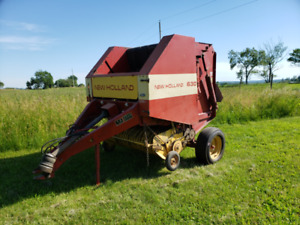 New Holland Bale | Kijiji - Buy, Sell & Save with Canada's #1 Local