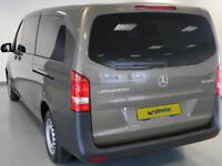 2016 Mercedes-Benz Vito 114 BlueTec Pro 9 Seater Long Diesel grey Manual