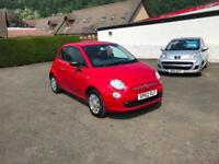 Fiat 500 1.2 POP!Cheap To Run & Insure. Finance Available. Timing Belt Just Don