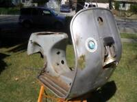 WANTED vespa px/t5/pk cut down frame