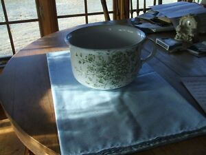 Antique Chamber Pot by Hanley