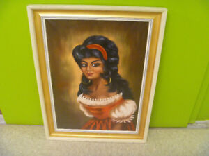 Parre Framed Painting
