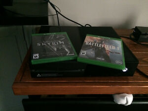 Xbox One Bundle: 2 Controllers, Multiple Games, and more.