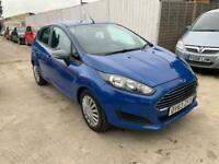 2013 Ford Fiesta 1.5TDCi, £0 Road Tax, full MOT!