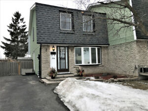 3+1 BR Home in North Oshawa w In-Law Suite for Sale  414,900!