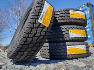 New LT275/65R18 $800 for 4, LT245/75R17 $620 for 4, A/T, 10pl