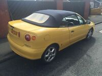 Renault Megane convertible 2.0 16v very quick car