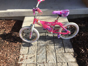 Girl's Barbie Bike 4 Sale