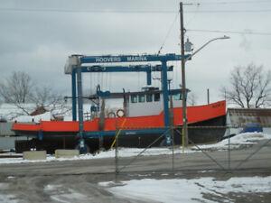 Lake Erie area Marina for Sale