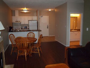 Fully furnished condo located in downtown Edmonton