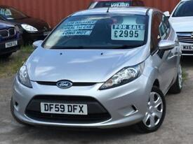 2010 FORD FIESTA Style 1.2
