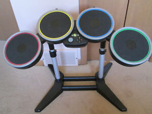 Rock Band 2 Wireless Drumset for Xbox 360/Xbox ONE