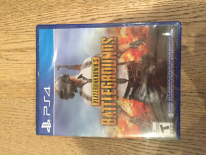 Brand New BATTLEGROUNDS Game for PS4