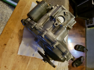 Rotax c and e drive gearboxes ultralight airplane aircraft