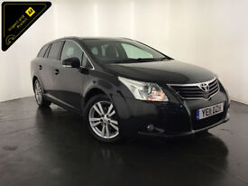 2011 TOYOTA AVENSIS T4 D-4D ESTATE SERVICE HISTORY FINANCE PX WELCOME