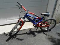 Vélo de montagne  NORCO  double suspension roue 20