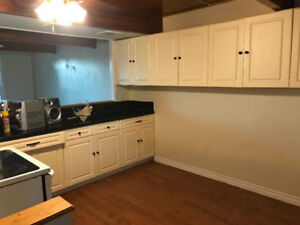 3 bedroom condo finished basement