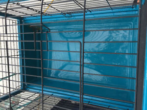 Rabbit or hamster cage --$60.00